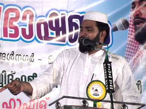 Kabeer Baqavi 2013 Part# 6 Perunthalloor Speech Lakchyam Maranna Manushyan video