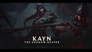 Kayn Champion Reveal