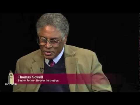Thomas Sowell - A Downward Trajectory