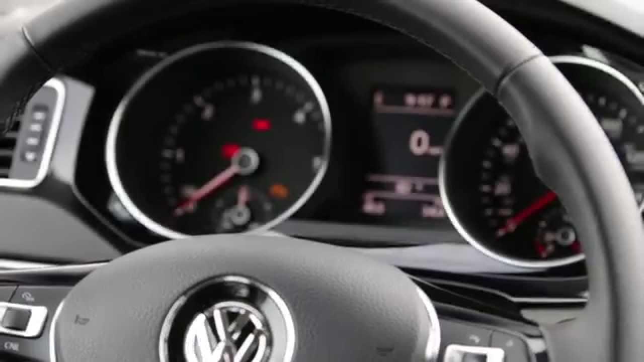 2015 Volkswagen Jetta Interior YouTube