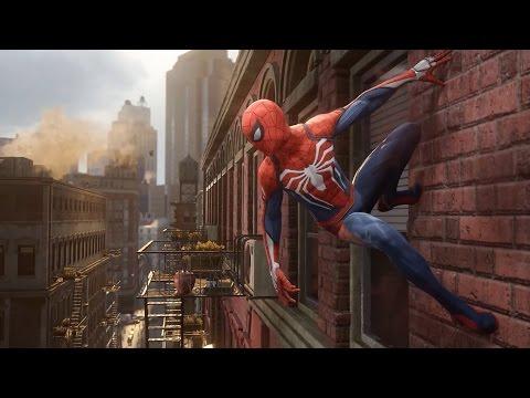 Дебютный трейлер Spider Man 2016