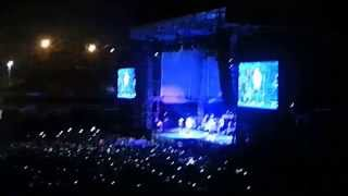 Justin Timberlake Istanbul Concert - Like I Love You Intro
