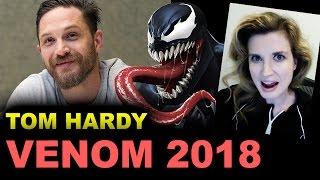 Tom Hardy Is Venom 2018 - Beyond The Trailer