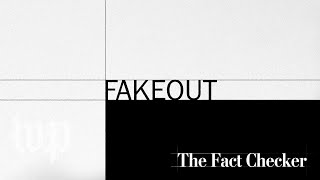 Introducing 'Fakeout': A series about misinformation from The Fact Checker
