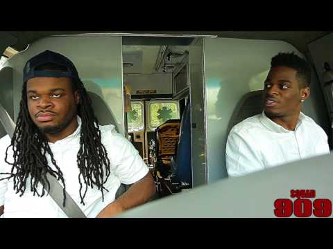 Emmanuel And Phillip Hudson - #Squad909 - Catfishin