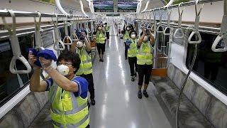 Güney Kore'de MERS Vakaları Artıyor