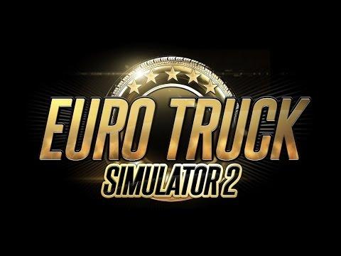 Euro Truck Simulator 2 MP # 76 Konwój Firmowy Z Nowymi Pracownikami