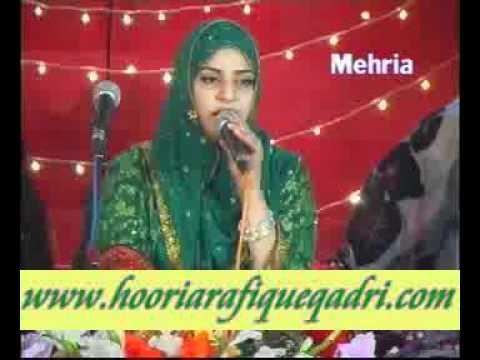 noori mehfil pe chaadar by hooria aapi in rwp!