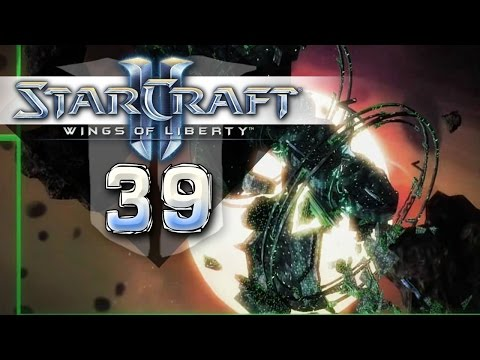 Starcraft 2: Wings of Liberty #039 - Riesenkreuzer aus Überzeugung - Let's Play [Kampagne]