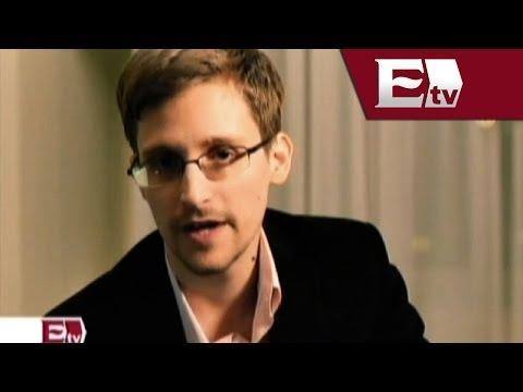 Edward Snowden robó 1.7 millones de archivos secretos a EU/ Global con Paola Barquet