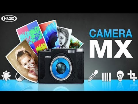 Camara de Android - Camera MX