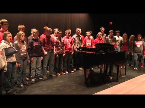 The Norwayne High School Choir