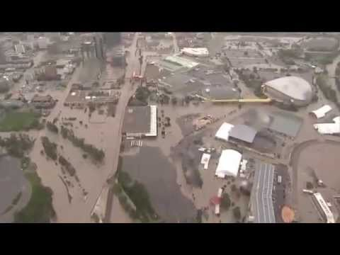 Calgary Flood 2013: Geoengineered Disaster