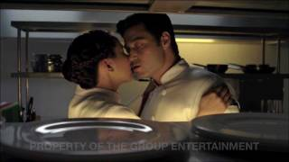 The Kitchen Musical : Maddie and Alex Kiss!