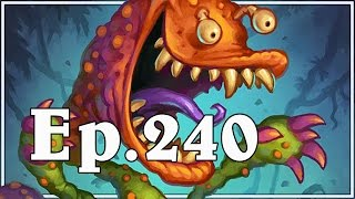 Funny And Lucky Moments - Hearthstone - Ep. 240
