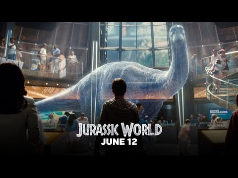 Jurassic World - The Park Is Open June 12 (TV Spot 12) (HD)