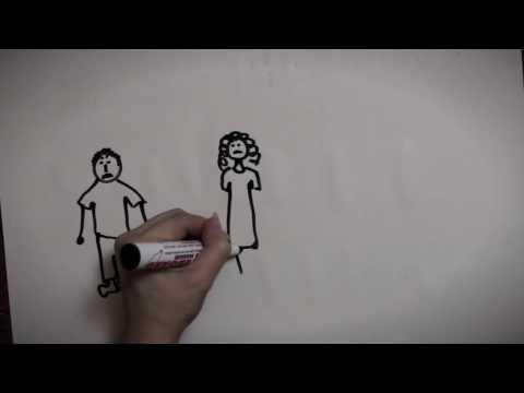 Видео как нарисовать свадьбу
