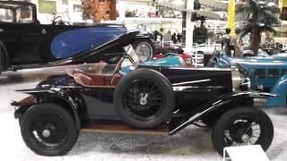 Bugatti Type 30 - French car from 1926