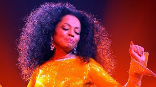 Diana Ross Best Live Vocals