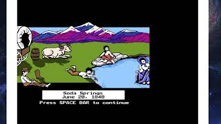 A Video Game MASTER Plays the Oregon Trail, Sets New World Record
