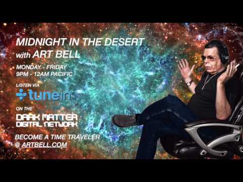 Art Bell interviews astrophysicist Neil deGrasse Tyson on Midnight In The Desert (Hour 1)
