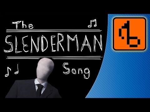 The Slender Man Song - [FLOSSTOBER 2012] - brentalfloss