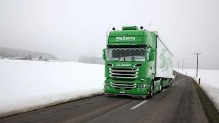 Scania Schweiz AG Kalender 2016 (Februar)
