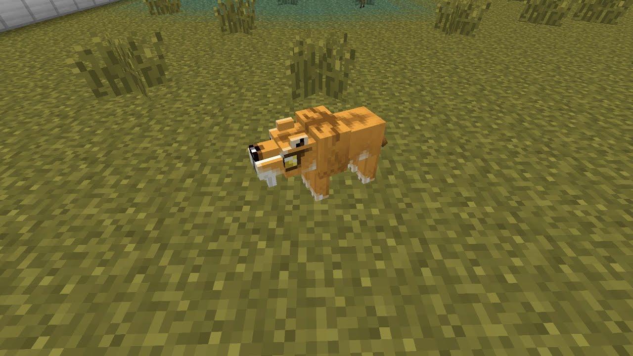 Cat Mod Minecraft