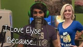 A Message To Elyse Willems