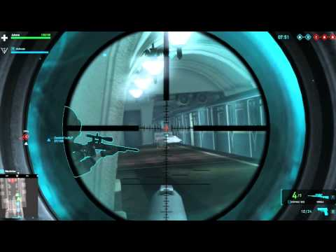 Ghost Recon Online - Sniping Noobs