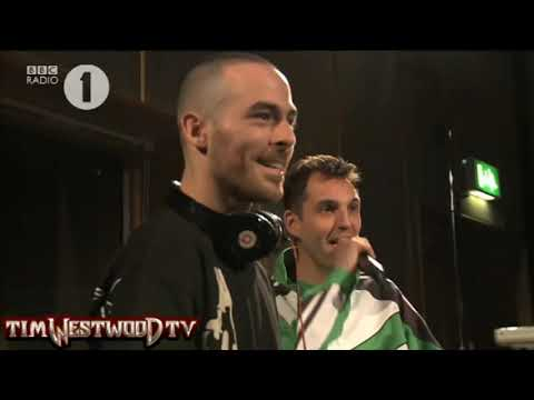 Westwood - *EXCLUSIVE* Eminem freestyle Radio 1