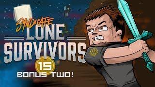 Minecraft: The Ultimate Secret Lair! - Lone Survivors (Hardcore) - Part 15 Bonus Episode #2
