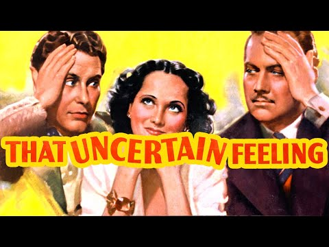 That Uncertain Feeling (1941) Burgess Meredith | Comedy Classic Film