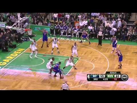Carmelo Anthony Post Moves