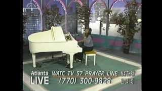 "Deborah Stephens Singing ""Lord You Are Welcome In This Place"" Atlanta Live TV Show"