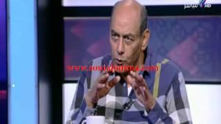 """أحمد بدير عن تظاهرات جمعة الأرض: """"فشنك .. و90% منهم إخوان"""""""