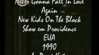 Watch New Kids On The Block Never Gonna Fall In Love Again video