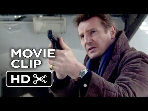 A Walk Among the Tombstones Movie CLIP - Door Punch (2014) - Liam Neeson Movie HD