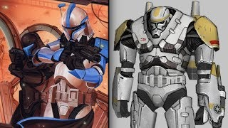 The Most Powerful Clone Trooper Types and Divisions [Legends] - Star Wars Explained