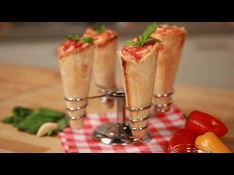 Thumbnail image for 'A miracle food: The incredible edible pizza cone'