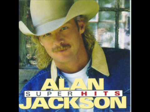 Alan Jackson - Must