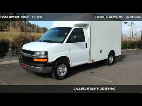 2005 Chevrolet Express 3500 Cutaway For Sale In Bonney