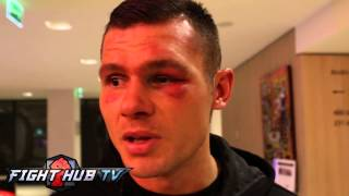 "Martin Murray ""Golovkin has thudding power; I cant remember 2nd knockdown"""