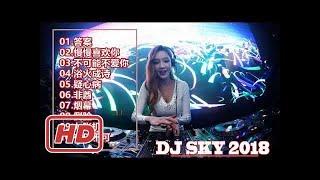 2018電音 DJ Sky Mix 最佳混音歌曲2018年 - 不可能不爱你 X 答案 X 慢慢喜欢你 X 浴火成诗 X 疑心病 全新中文慢搖2018 DJ SKY