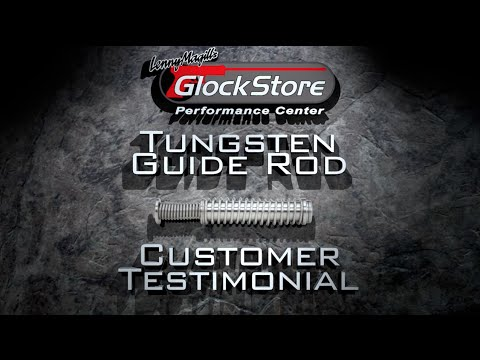 Tungsten Guide Rod - Customer Review