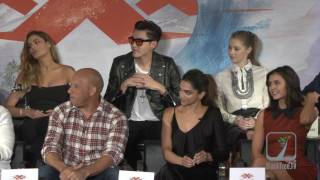 XXX: Return of Xander Cage FULL Press Conference