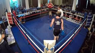 Ultra White Collar Boxing | Harrogate | Ross Hall VS Lee Hehir