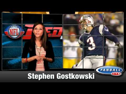 Fanball Fantasy:50 - Shayne Graham and Stephen Gostkowski - NFL