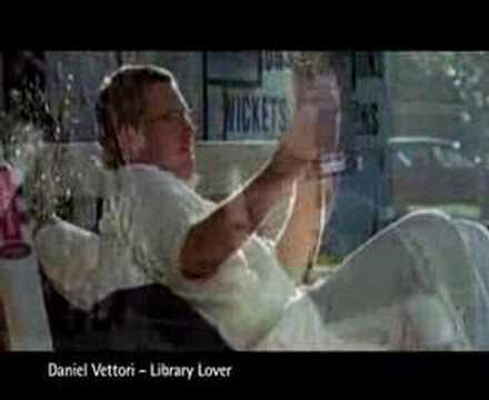 Daniel Vettori @ Your Library