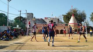 Rahul hudda vs rampal : republic day volleyball tournament!! Khanjarpur roorkee